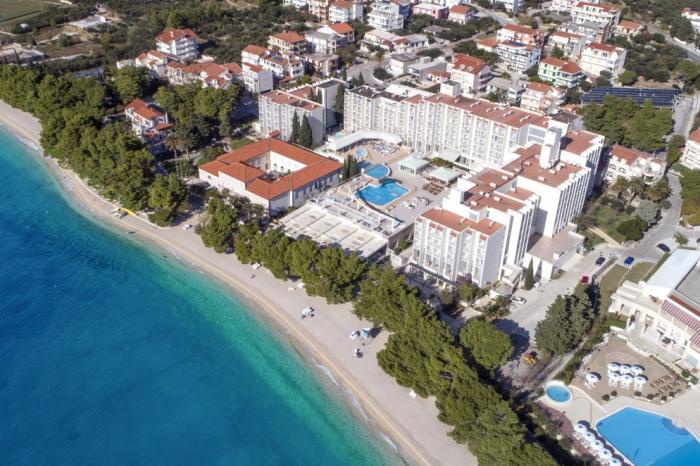 Tučepi – hotel Alga